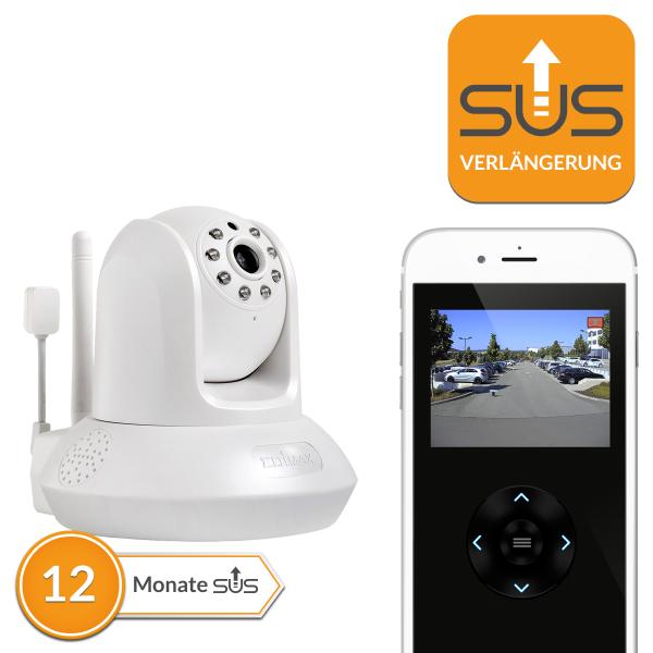 SUS Verlängerung Edimax IP Kameras