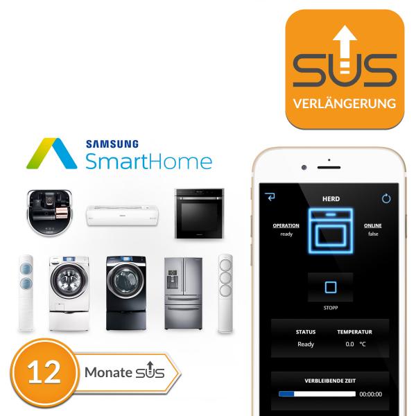 SUS Verlängerung Samsung Haushaltsgeräte