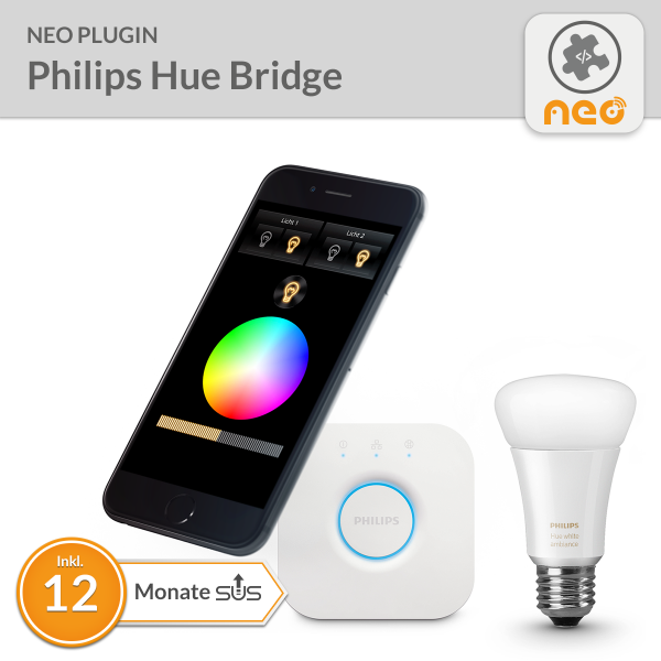 NEO Plugin Philips Hue Bridge