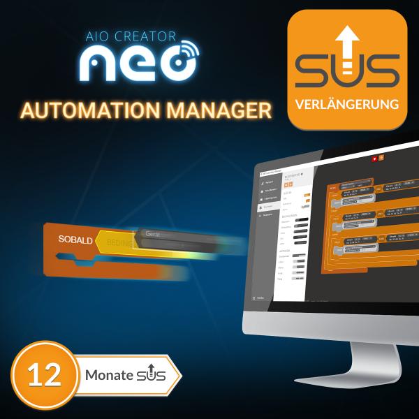 SUS Verlängerung Automation Manager