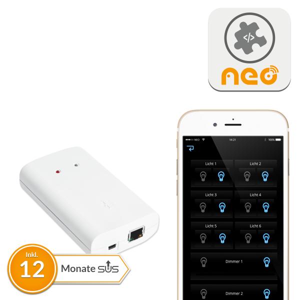 NEO Plugin Intertechno ITGW-433 Gateway