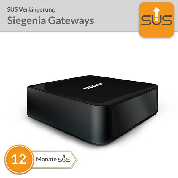 SUS Verlängerung Siegenia Gateways