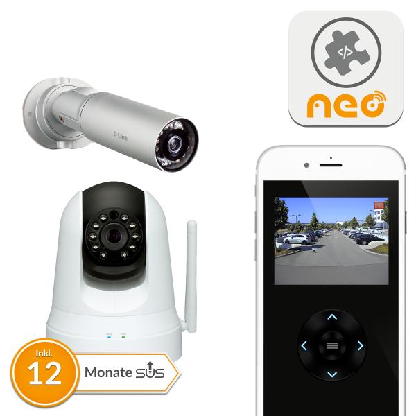 NEO Plugin D-Link IP Kameras