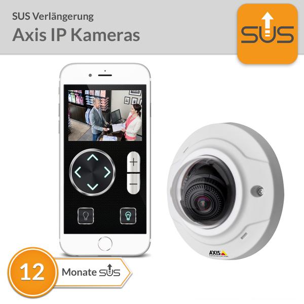 SUS Verlängerung AXIS IP Kameras