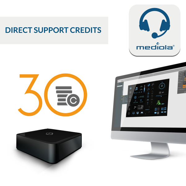 Direct Support Credits