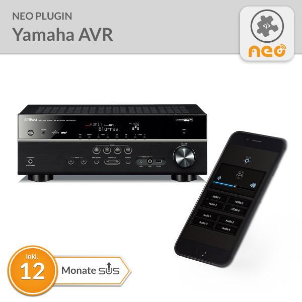 NEO Plugin Yamaha AVR