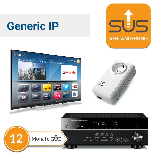 SUS Verlängerung Generic IP-Geräte