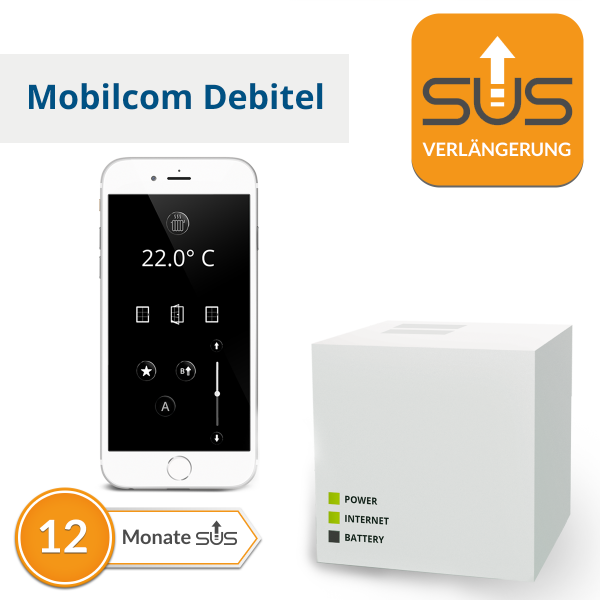 SUS Verlängerung mobilcom debitel SmartHome