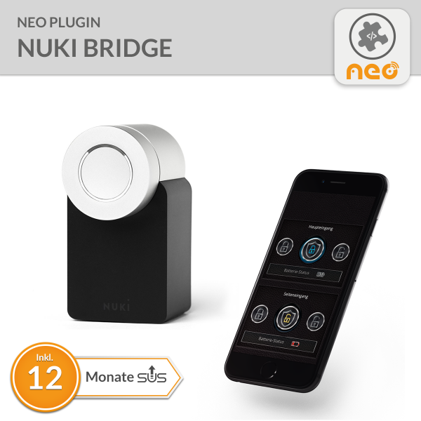 NEO Plugin NUKI BRIDGE