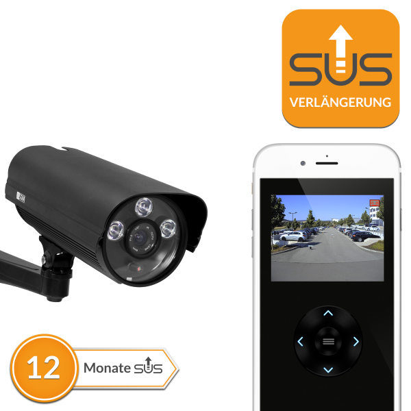 SUS Verlängerung INSTAR IP Kameras