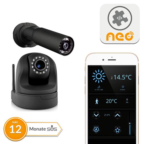 NEO Plugin Generic IP-Kameras mit JPG, MJPG