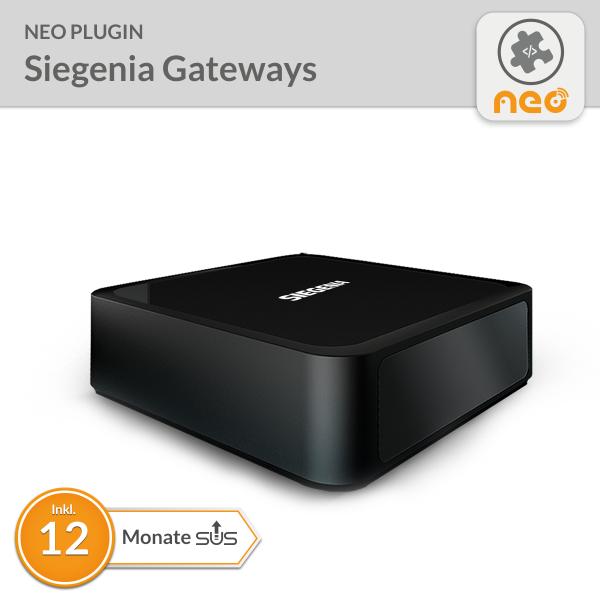 NEO Plugin Siegenia Gateways
