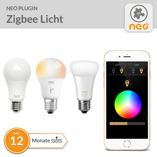 NEO Plugin Zigbee Licht