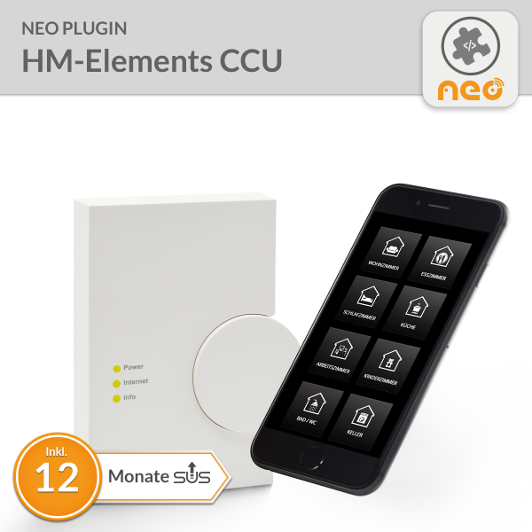 AIO CREATOR NEO HM-Elements CCU