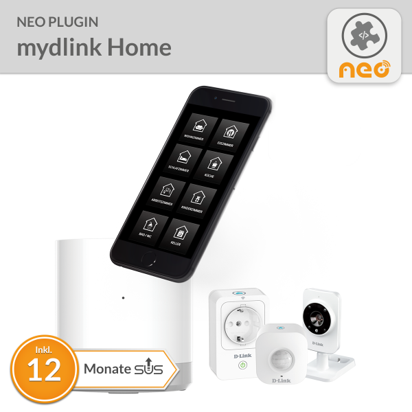 NEO Plugin mydlink Home
