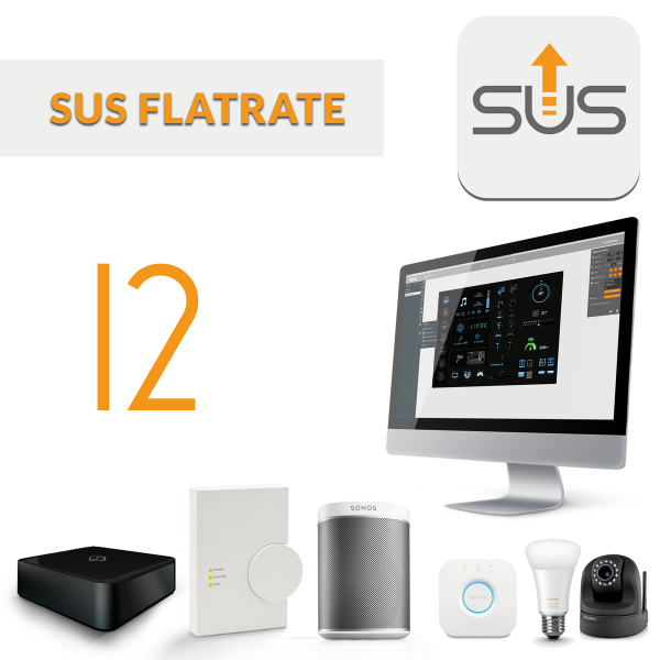 SUS Flatrate (inkl. Cloud-Services)