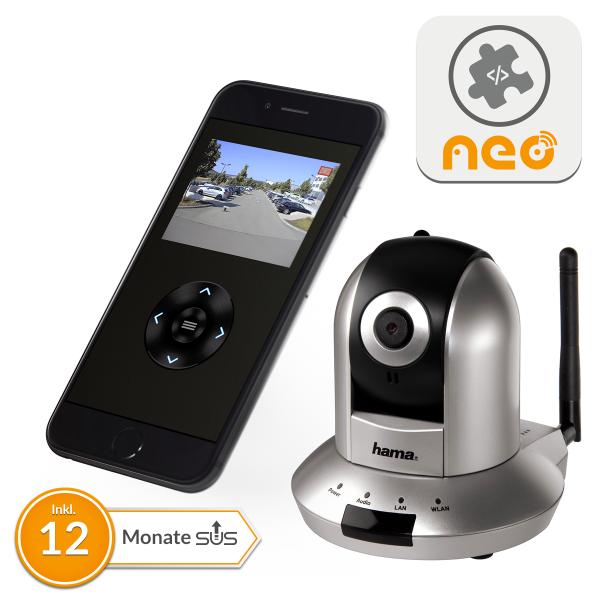 NEO Plugin Hama IP Kameras