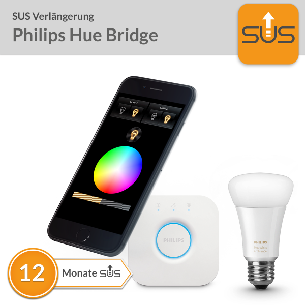 SUS Verlängerung Philips Hue Bridge