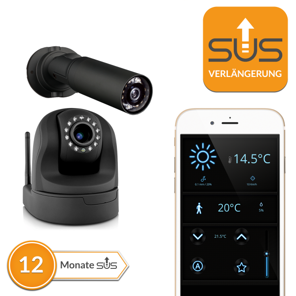 SUS Verlängerung Generic IP-Kameras