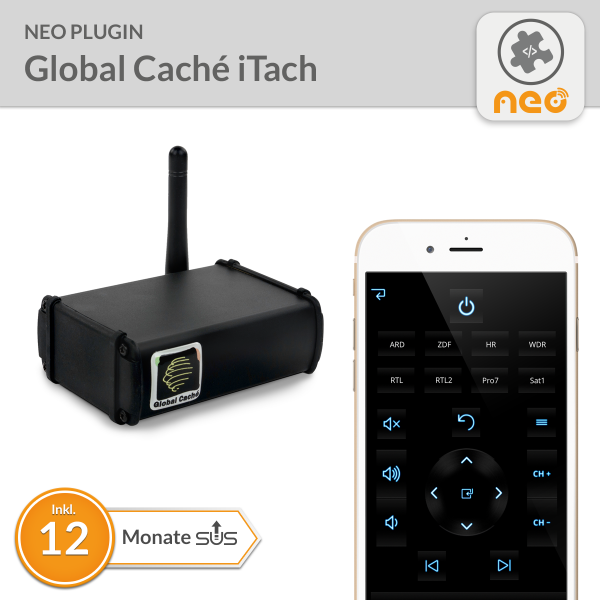 NEO Plugin Global Caché iTach