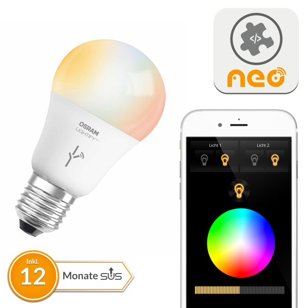 NEO Plugin OSRAM Lightify
