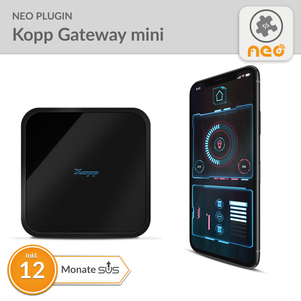 NEO Plugin Kopp Gateway Mini