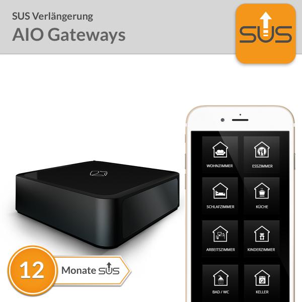 SUS Verlängerung AIO Gateways