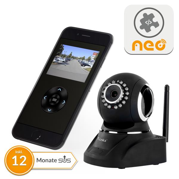 NEO Plugin 7links IP Kameras