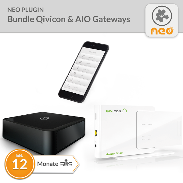 NEO Plugin Bundle Qivicon & AIO Gateways