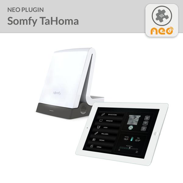 NEO Plugin Somfy TaHoma