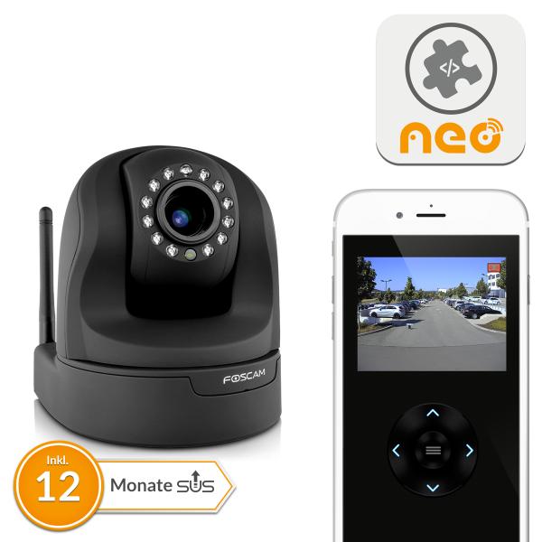 NEO Plugin Foscam IP Kameras