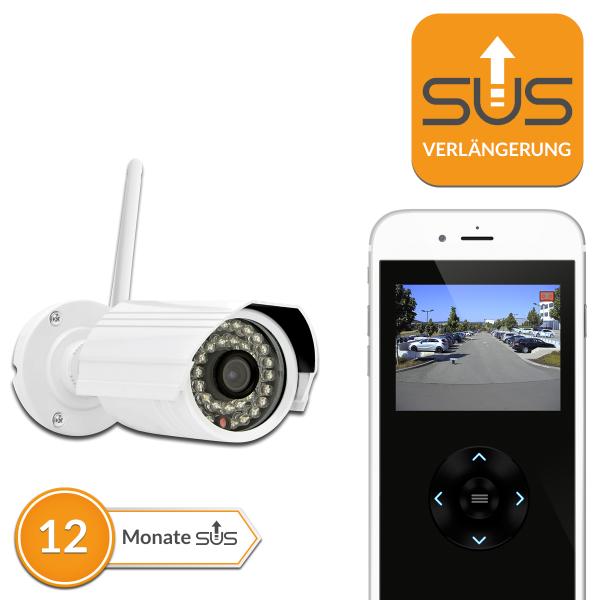 SUS Verlängerung DIGITUS IP Kameras