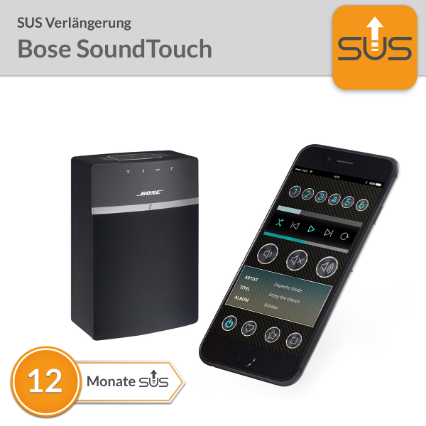 SUS Verlängerung Bose SoundTouch
