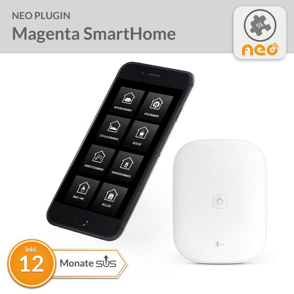 NEO Plugin Magenta SmartHome