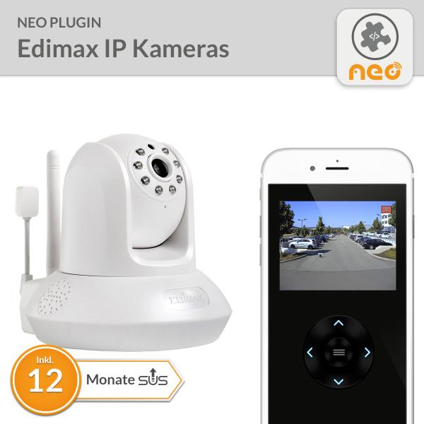 NEO Plugin Edimax IP Kameras
