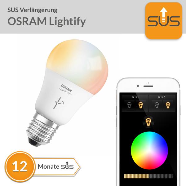 SUS Verlängerung OSRAM Lightify