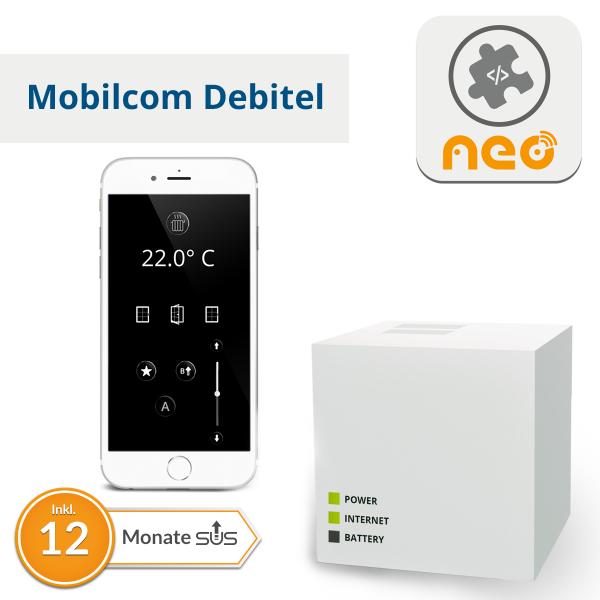 NEO Plugin mobilcom debitel SmartHome