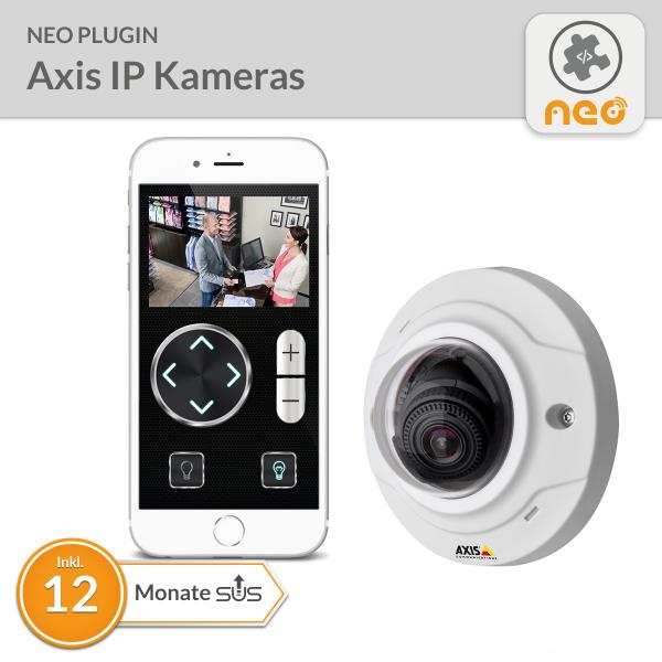 NEO Plugin Axis IP Kameras