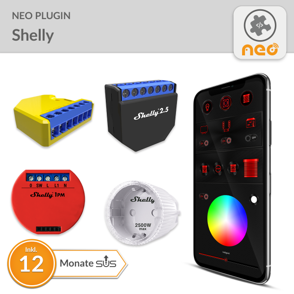 NEO Plugin Shelly