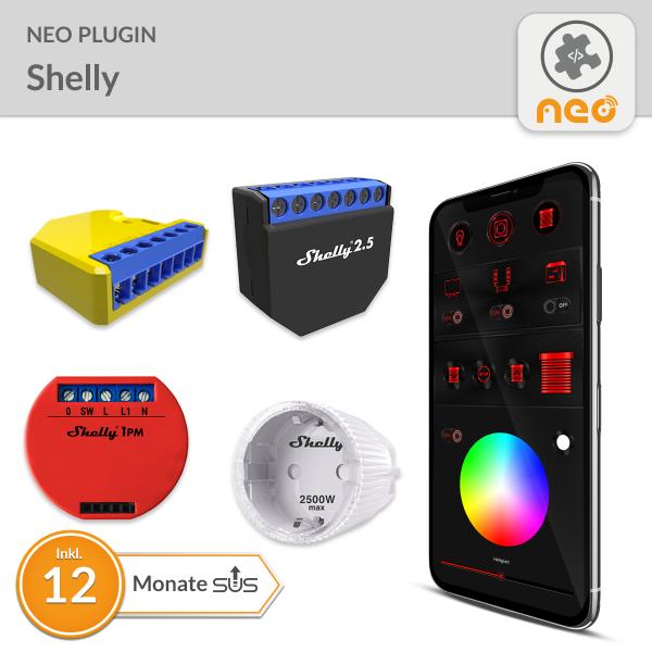 NEO Plugin Shelly