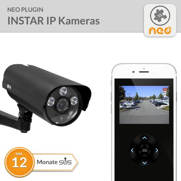 NEO Plugin INSTAR IP Kameras