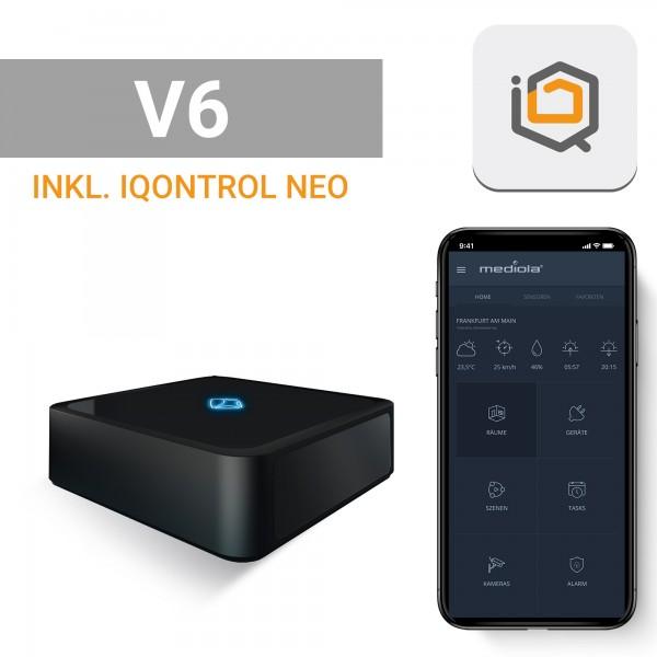 AIO Gateway V6 inkl. IQONTROL NEO-App