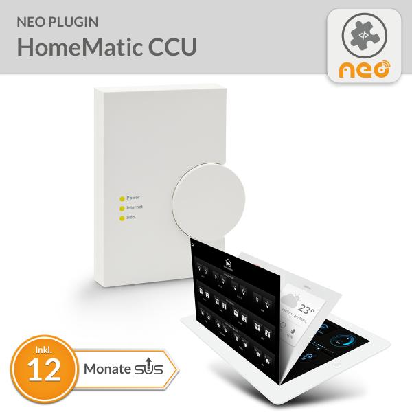 NEO Plugin HomeMatic CCU