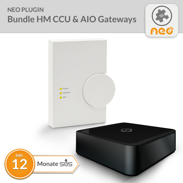 NEO Plugin Bundle HM CCU & AIO Gateways