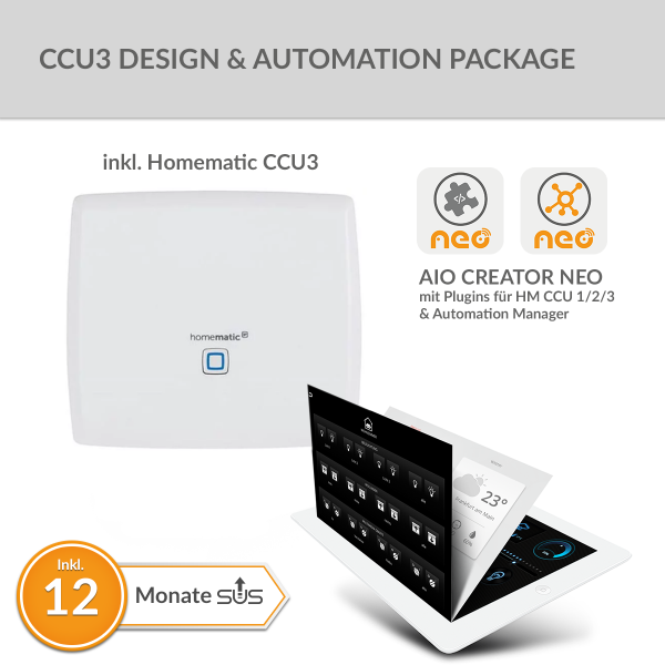 CCU3 Design & Automation Package