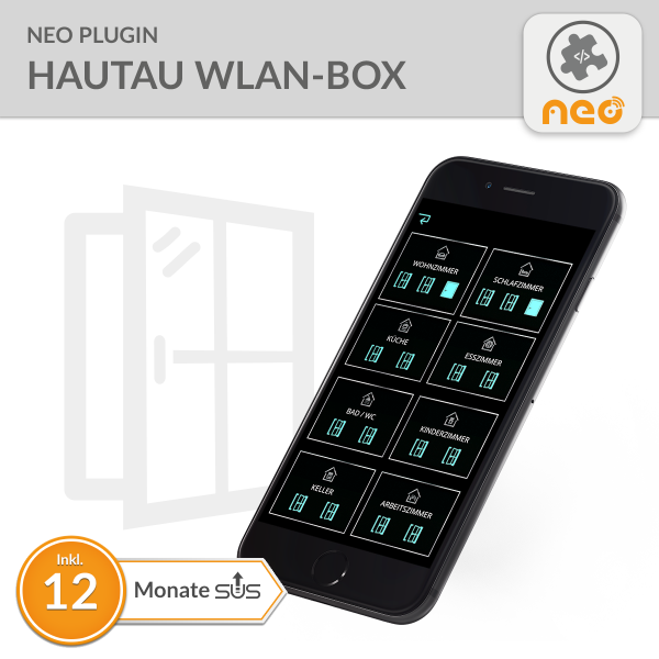 NEO Plugin Hautau WLAN-Box
