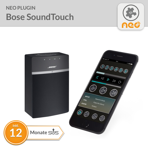 NEO Plugin Bose SoundTouch