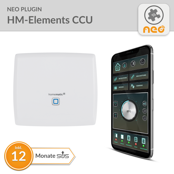 AIO CREATOR NEO HM-Elements CCU