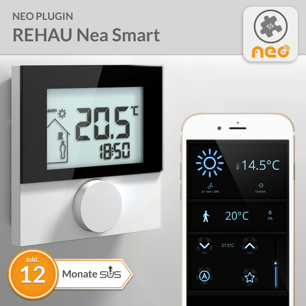NEO Plugin REHAU Nea Smart