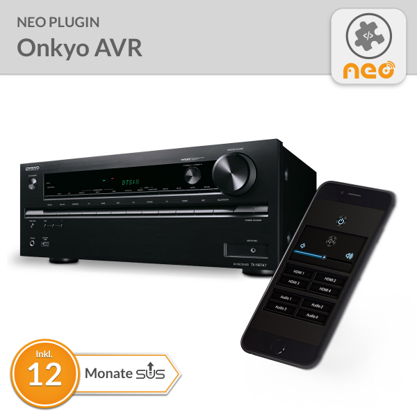 NEO Plugin Onkyo AVR